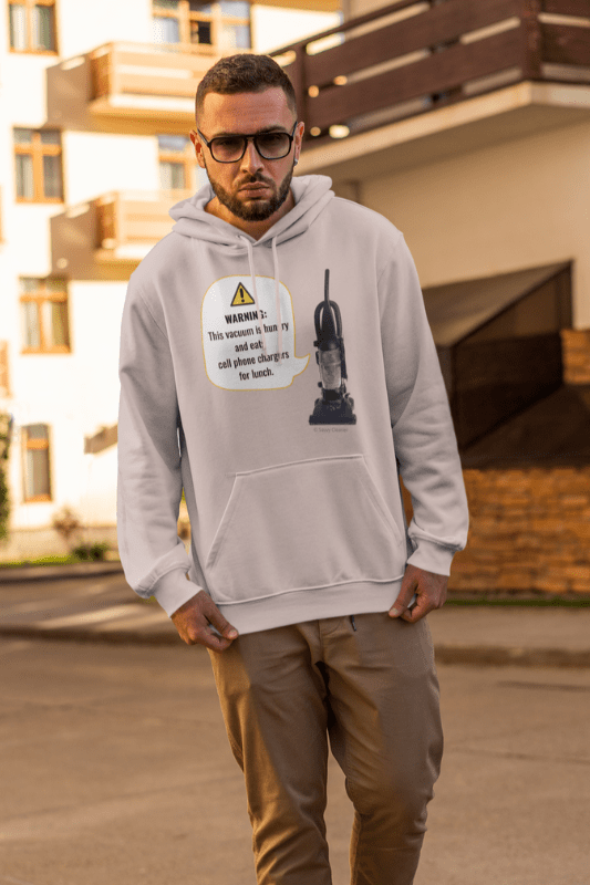 This Vacuum is Hungry, Savvy Cleaner Funny Cleaning Shirts, Hoodie