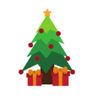 Christmas Tree snippet 1
