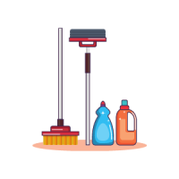 Cleaning Supplies Combo Snippet