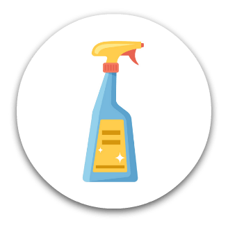 Cleaning Spray Snippet