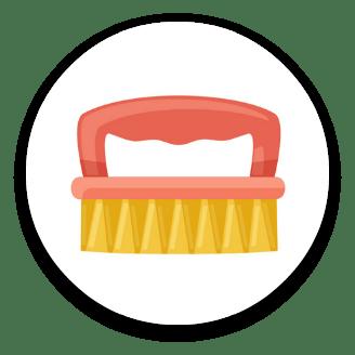 Scrub Brush Snippet