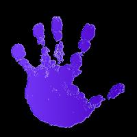 Finger Paints Snippet 4