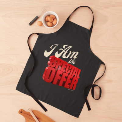 Special Offer, Savvy Cleaner, Funny Cleaning Gifts, Cleaning Apron