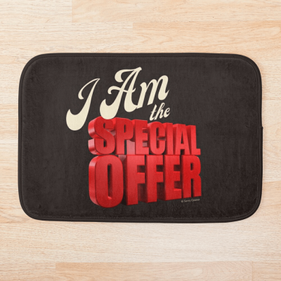 Special Offer, Savvy Cleaner, Funny Cleaning Gifts, Cleaning Bathmat