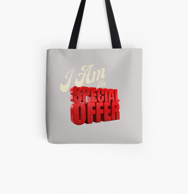 Special Offer, Savvy Cleaner, Funny Cleaning Gifts, Cleaning Tote Bag