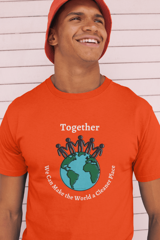 Together Savvy Cleaner Funny Cleaning Shirts Comfort T-Shirt