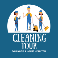 214 Cleaning Tour Savvy Cleaner Funny Cleaning Shirts B