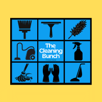 291 The Cleaning Bunch Savvy Cleaner Funny Cleaning Shirts A