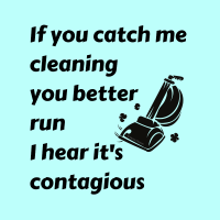 314 If You Catch Me Cleaning Savvy Cleaner Funny Cleaning Shirts A