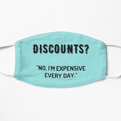 Discounts Savvy Cleaner Funny Cleaning Gifts Facemask