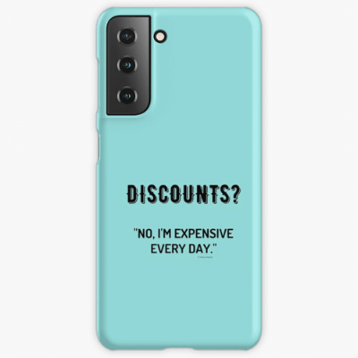 Discounts Savvy Cleaner Funny Cleaning Gifts Samsung Phone Case