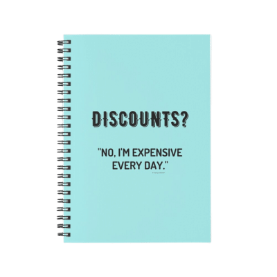 Discounts Savvy Cleaner Funny Cleaning Gifts Spiral Notebook