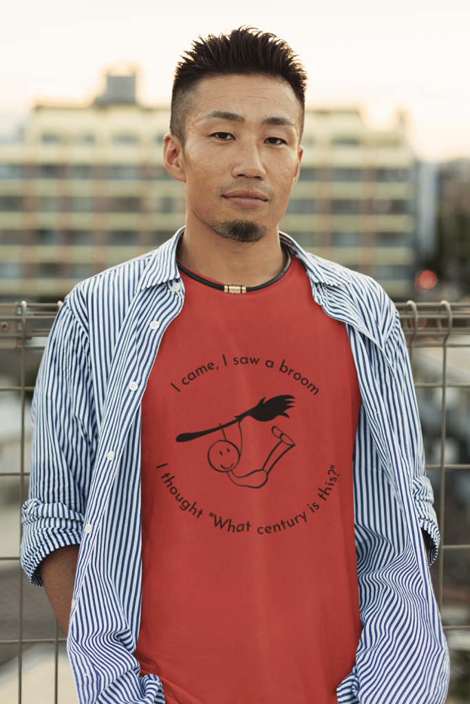 What Century Is This Savvy Cleaner Funny Cleaning Shirts Men's Standard Tee