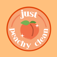 420 Peachy Clean Savvy Cleaner Funny Cleaning Shirts B