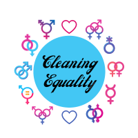 435 Cleaning Equality Savvy Cleaner Funny Cleaning Shirts (1)