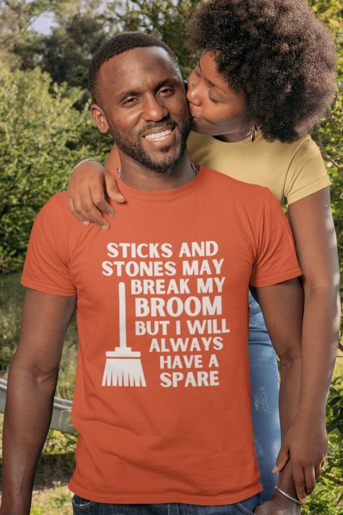 Have a Spare Savvy Cleaner Funny Cleaning Shirts Standard T-Shirt