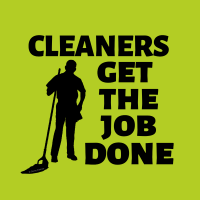 457 Cleaners Get the Job Done Savvy Cleaner Funny Cleaning Shirts A