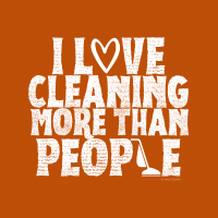 474 More Than People Savvy Cleaner Funny Cleaning Shirts A