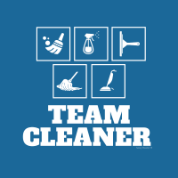 491 Team Cleaner Savvy Cleaner Funny Cleaning Shirts A