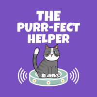 505 Purr-fect Helper Savvy Cleaner Funny Cleaning Shirts A