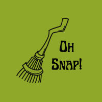 516 Oh Snap Savvy Cleaner Funny Cleaning Shirts A