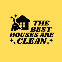522 The Best Houses Savvy Cleaner Funny Cleaning Shirts A