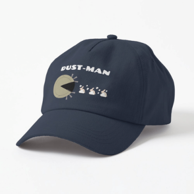 Dust Man Savvy Cleaner Funny Cleaning Gifts Dad Hat