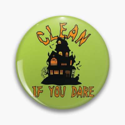 If You Dare Savvy Cleaner Funny Cleaning Gifts Pin