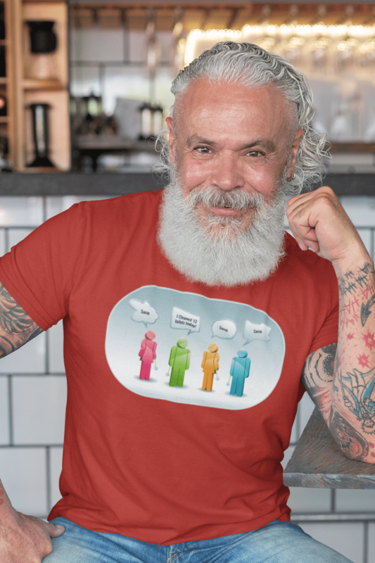 12 Toilets Savvy Cleaner Funny Cleaning Shirts Standard T-Shirt