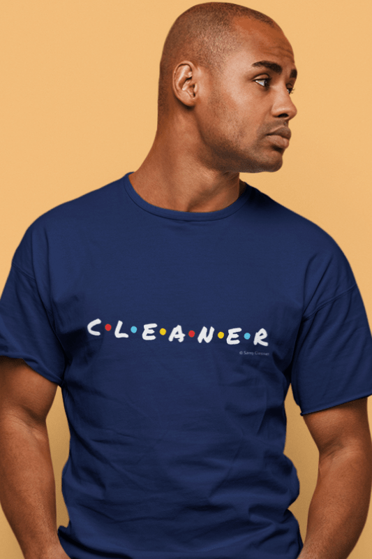 CLEANER, Savvy Cleaner Funny Cleaning Shirts, Classic T-Shirt