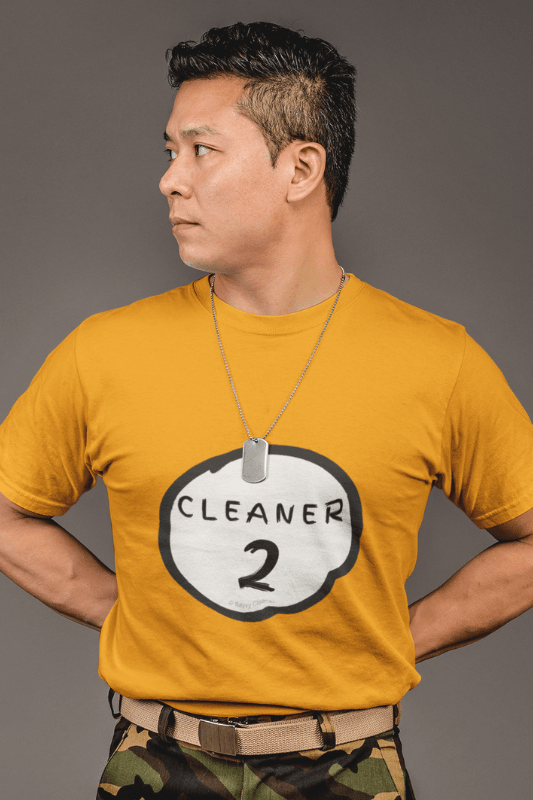 Cleaner 2, Savvy Cleaner Funny Cleaning Shirts, Classic T-Shirt