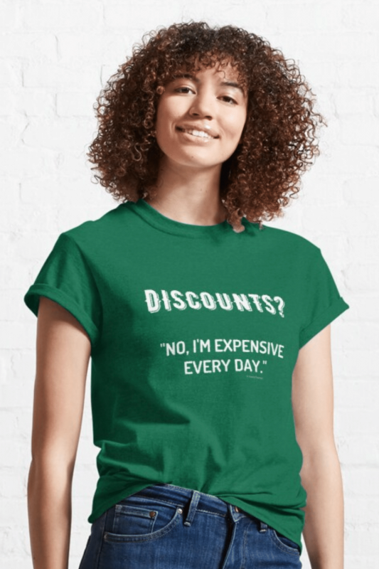 Discounts Savvy Cleaner Funny Cleaning Shirts Classic T-Shirt
