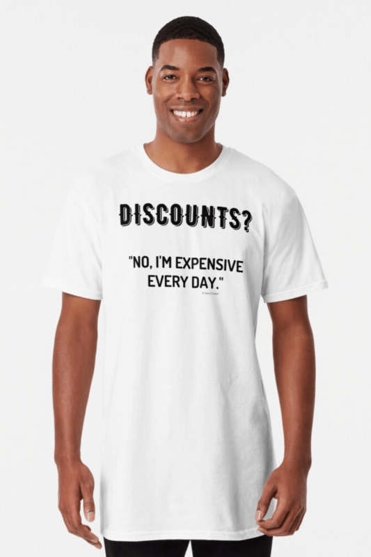 Discounts Savvy Cleaner Funny Cleaning Shirts Long T-Shirt