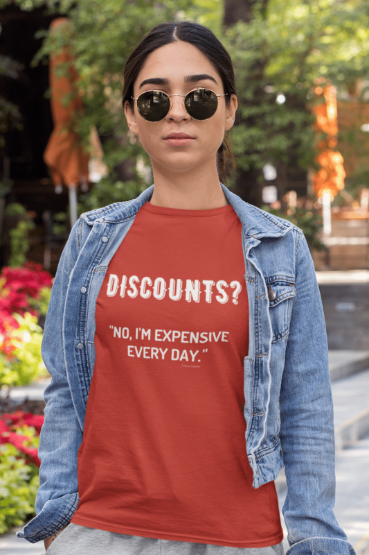 Discounts Savvy Cleaner Funny Cleaning Shirts Women's Standard T-Shirt