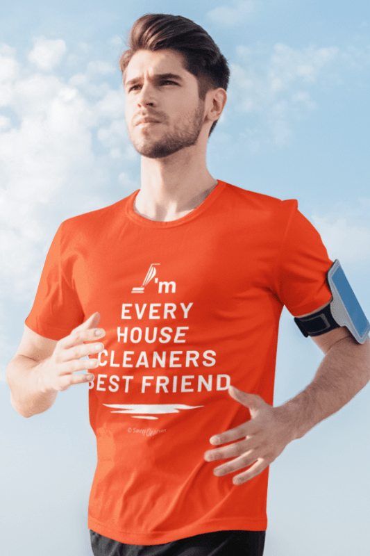 Every House Cleaners Best Friend, Savvy Cleaner Funny Cleaning Shirts, Classic T-Shirt