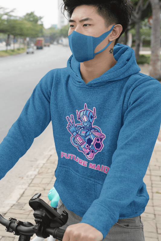 Future Maid, Savvy Cleaner Funny Cleaning Shirts, Pullover Hoodie