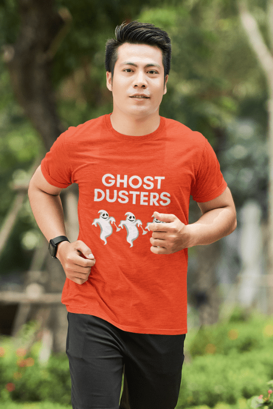 Ghost Dusters, Savvy Cleaner Funny Cleaning Shirts, Classic T-Shirt