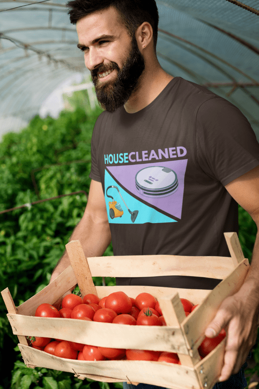 House Cleaned Vacuum Competition Savvy Cleaner Standard T-shirt