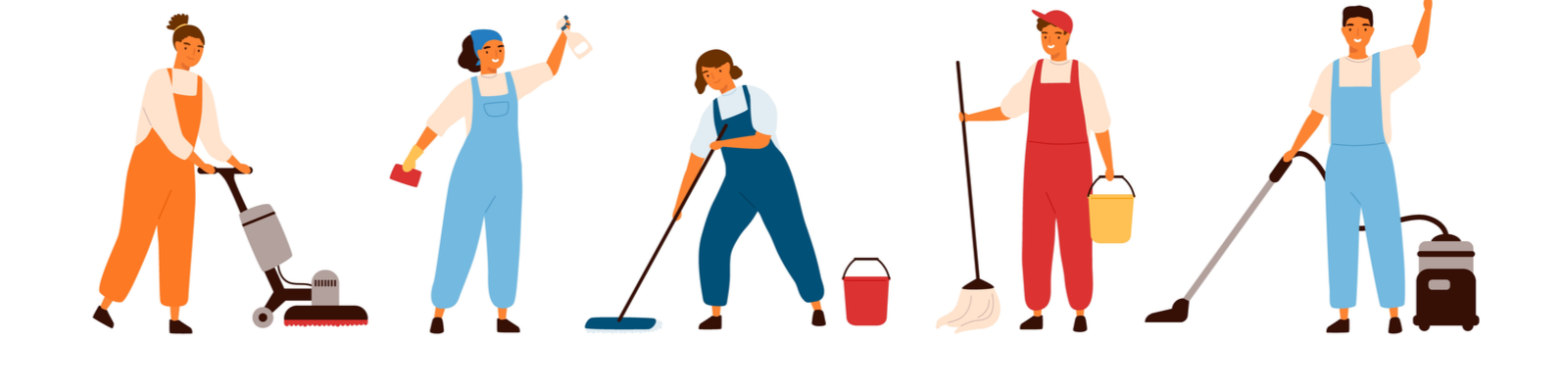 House Cleaner Banner