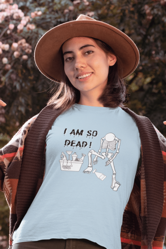 I Am So Dead Savvy Cleaner Funny Cleaning Shirts Standard T-Shirt
