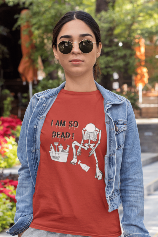 I Am So Dead Savvy Cleaner Funny Cleaning Shirts Women's Standard T-Shirt