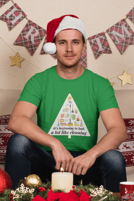 Look A Lot Like Cleaning Savvy Cleaner Funny Cleaning Shirts Premium T-Shirt