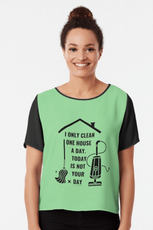 Not Your Day Savvy Cleaner Funny Cleaning Shirts Graphc Tee
