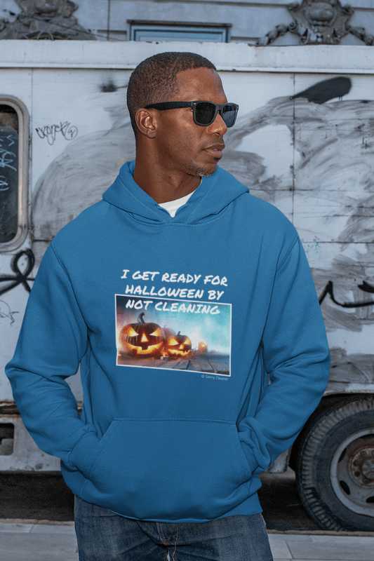 Ready for Halloween, Savvy Cleaner Funny Cleaning Shirts, Hoodie