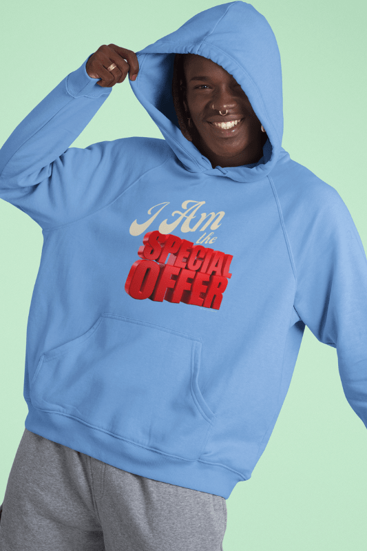 Special Offer, Savvy Cleaner Funny Cleaning Shirts, Classic Pullover Hoodie