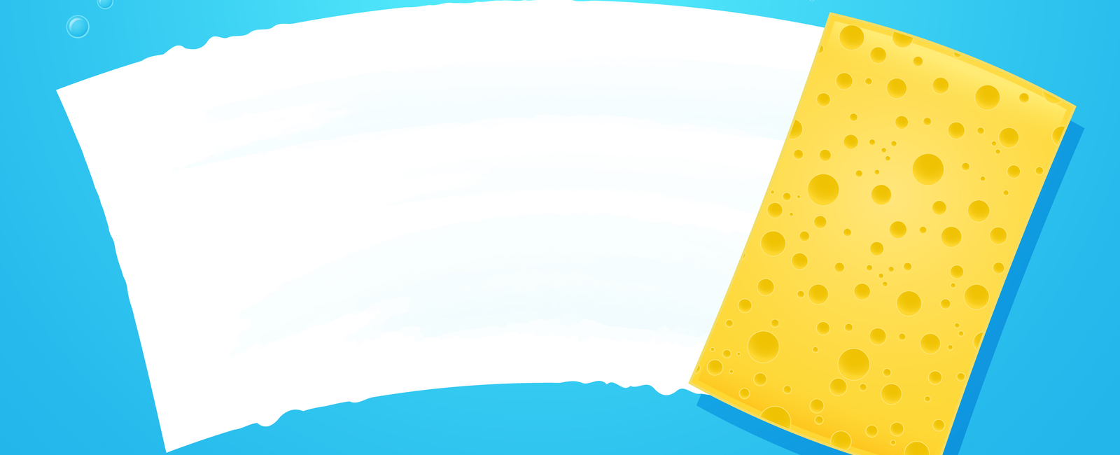 Sponges Banner