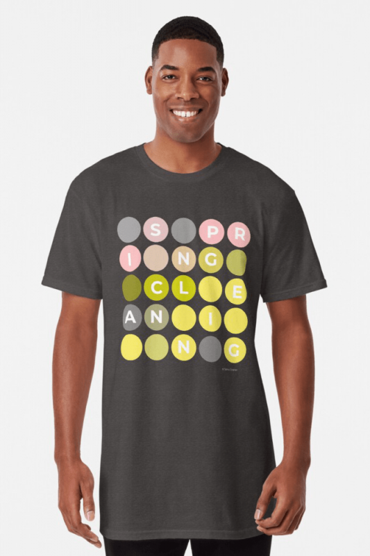 Spring Cleaning, Savvy Cleaner Funny Cleaning Shirts, Long shirt