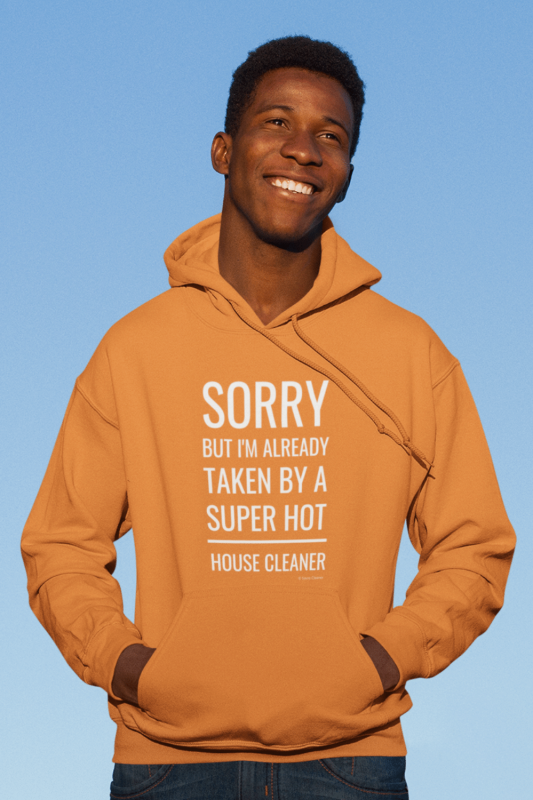 Super Hot House Cleaner Savvy Cleaner Funny Cleaning Shirts Hoodie