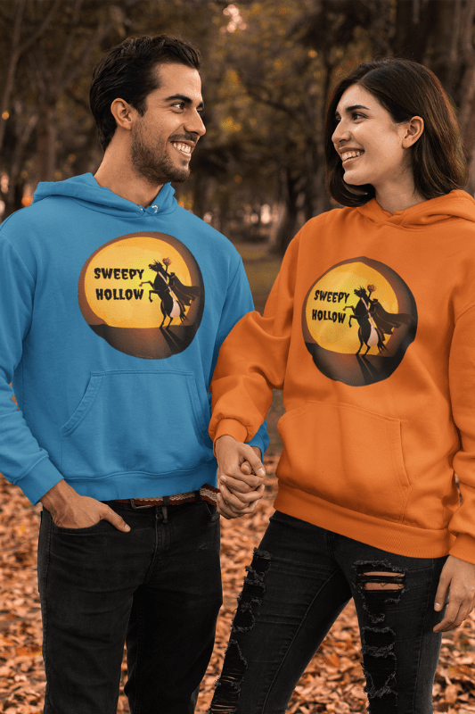 Sweepy Hollow Savvy Cleaner Funny Cleaning Pullover Hoodies