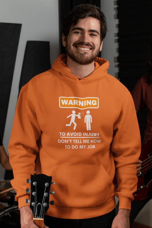 To Avoid Injury Savvy Cleaner Funny Cleaning Shirts Classic Pullover Hoodie